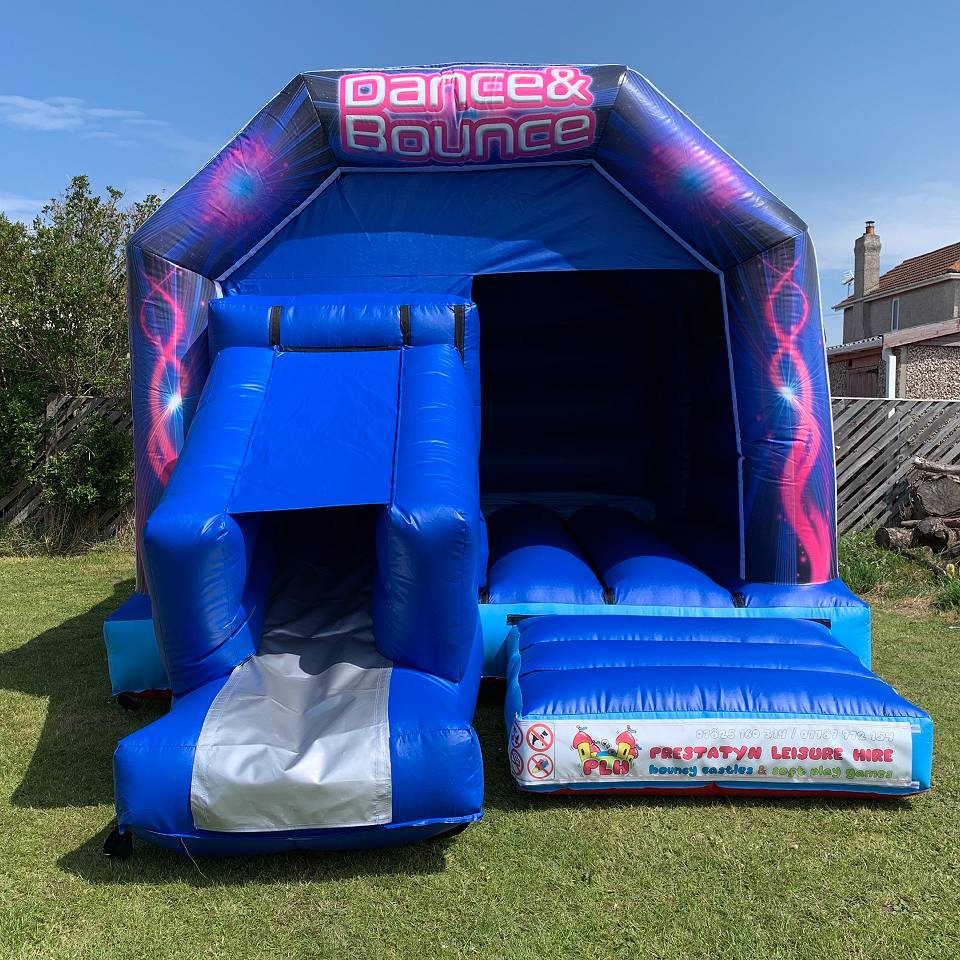 Dance and Bounce With Slide